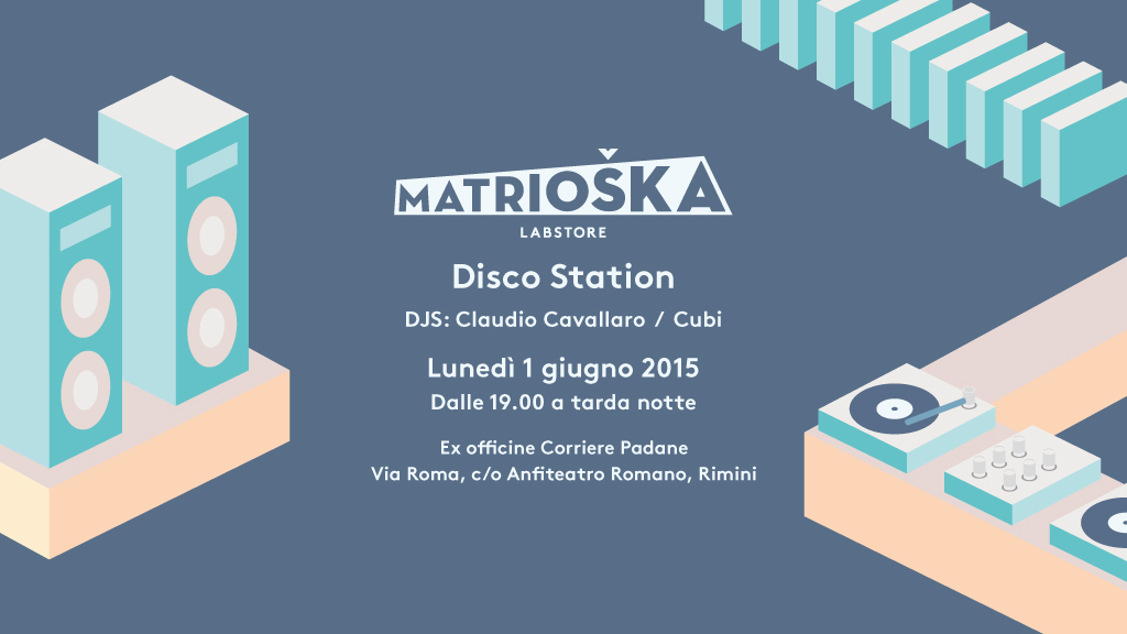 Matrioska #7 - news - Disco Station