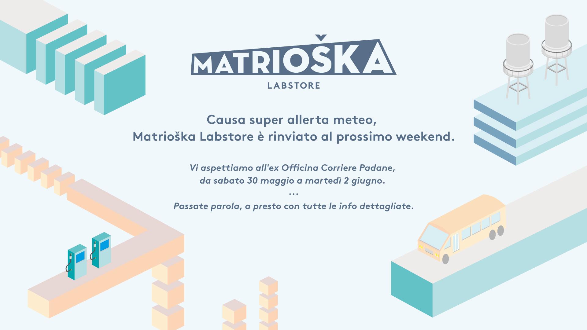 Matrioska labstore Rimini | edizione #7 NEW