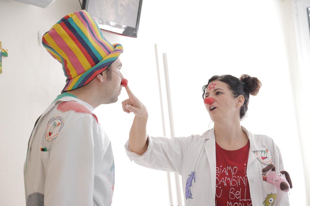 Matrioska labstore gli ospiti di matrio ka dr clown rimini - Matrioska in terapia ...