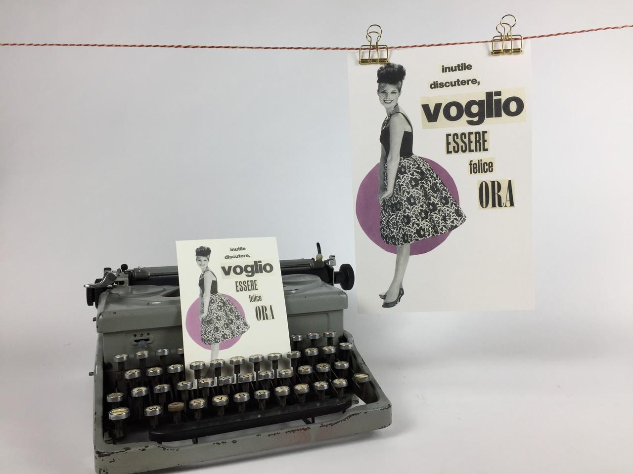 Collage Vintage / Manufatturieri / Matrioska Labstore #14 / Rimini 7-8-9 dicembre 2018