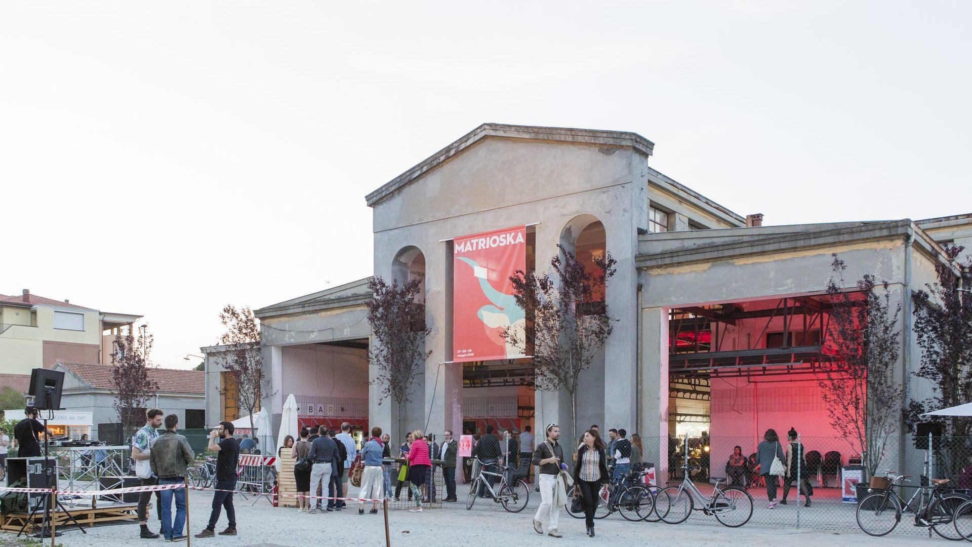 Matrioska Labstore Rimini | il progetto | Ex macello