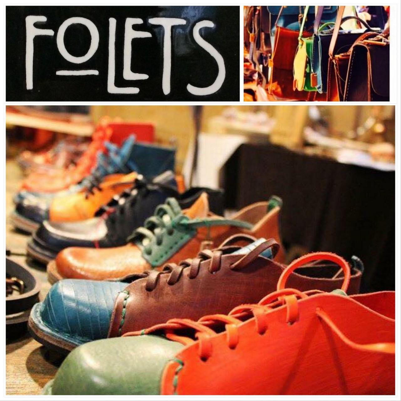 FOLETS Arte e Cuoio / Manufatturieri / Matrioska Labstore #14 / Rimini 7-8-9 dicembre 2018