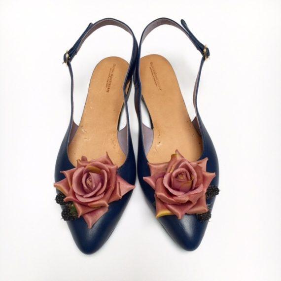 Olivia Monteforte Bespoke Shoes / Manufatturieri / Matrioska Labstore #14 / Rimini 7-8-9 dicembre 2018