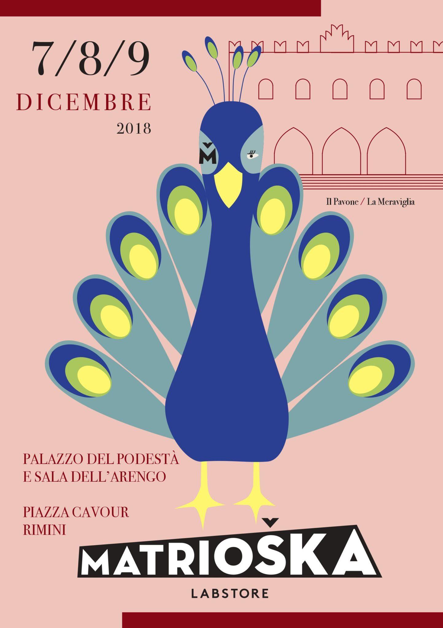 Programma Mercato Manufatturieri / Matrioska Labstore #14 / Rimini 7-8-9 dicembre 2018