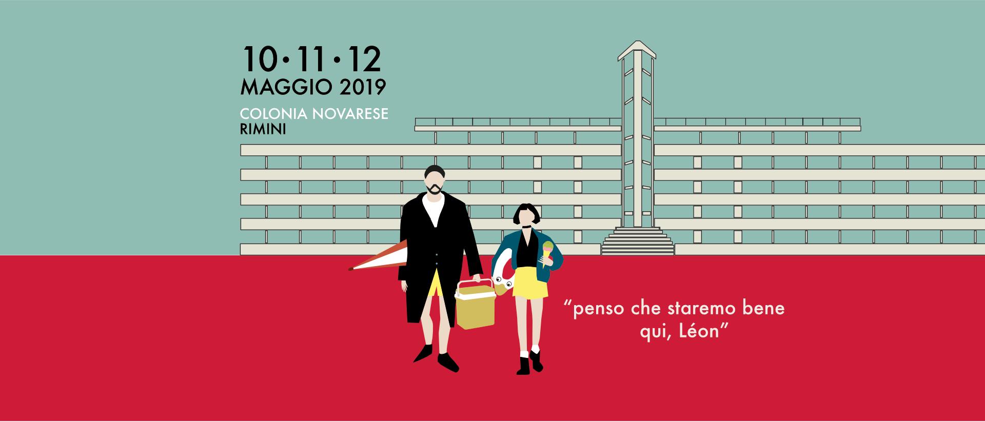 Matrioska Labstore #15 / Rimini / Colonia Novarese / 10-11-12 maggio 2019 / Leon e Matilda