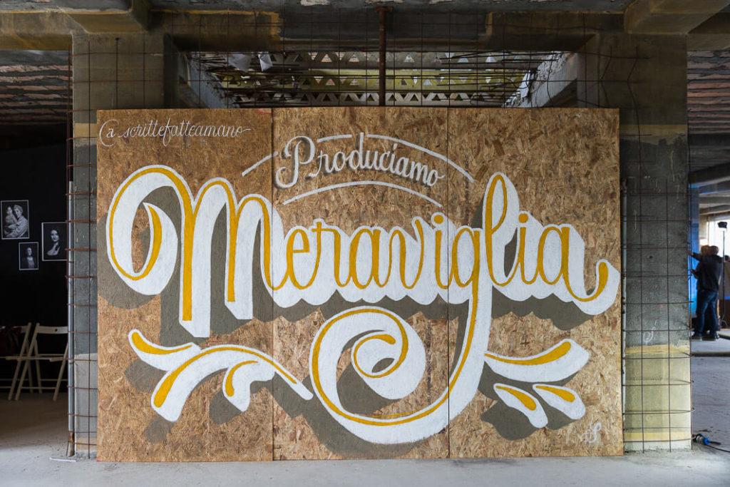 Produciamo Meraviglia / Matrioska Labstore #15 / Rimini / Colonia Novarese / 10-11-12 maggio 2019